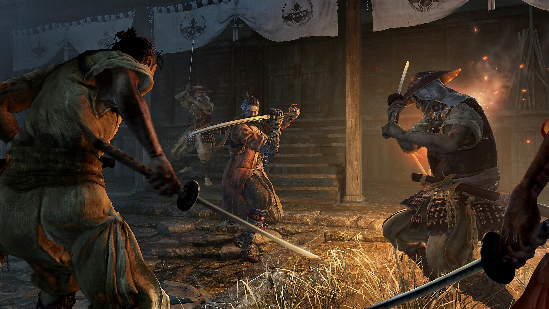 Sekiro : Shadows Die Twice - Capture d'écran