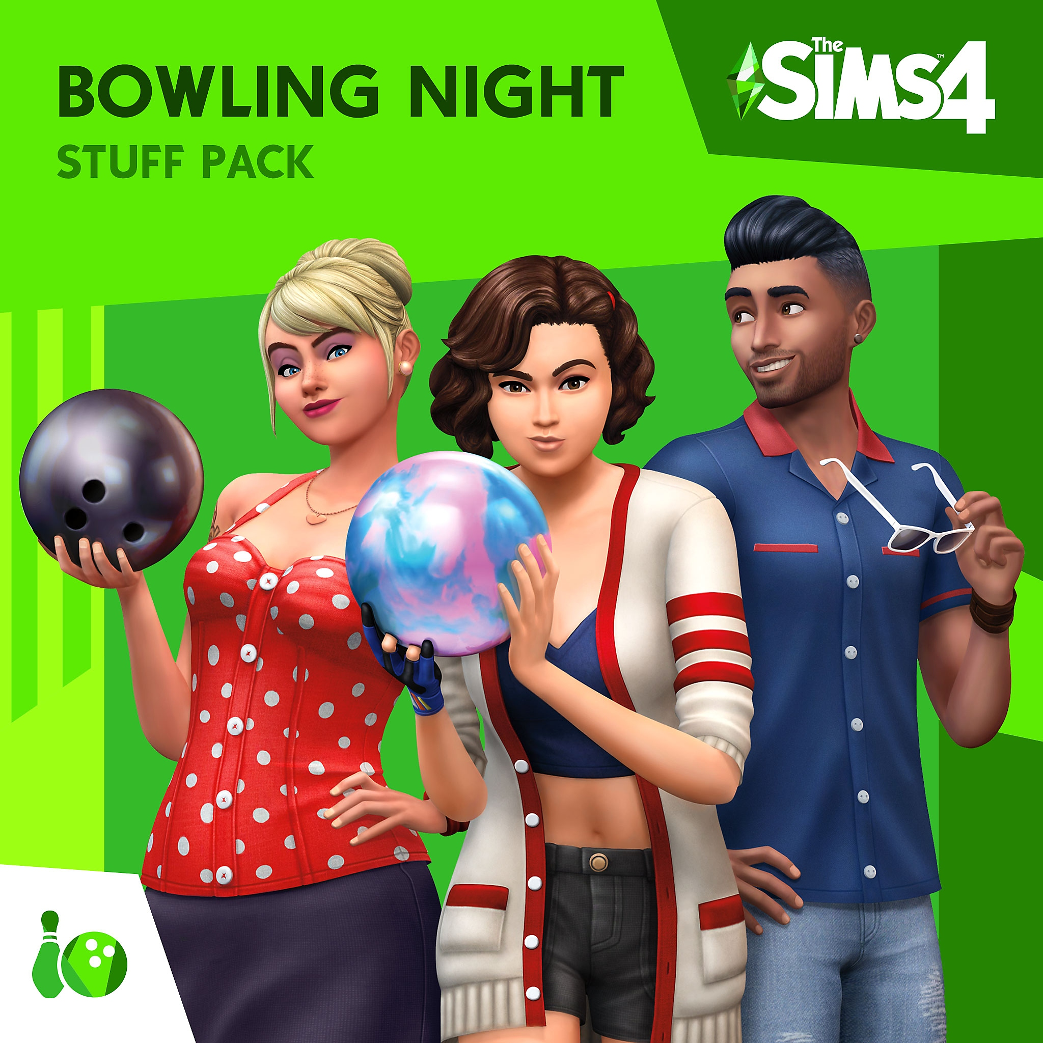 Bowling Night Stuff Pack