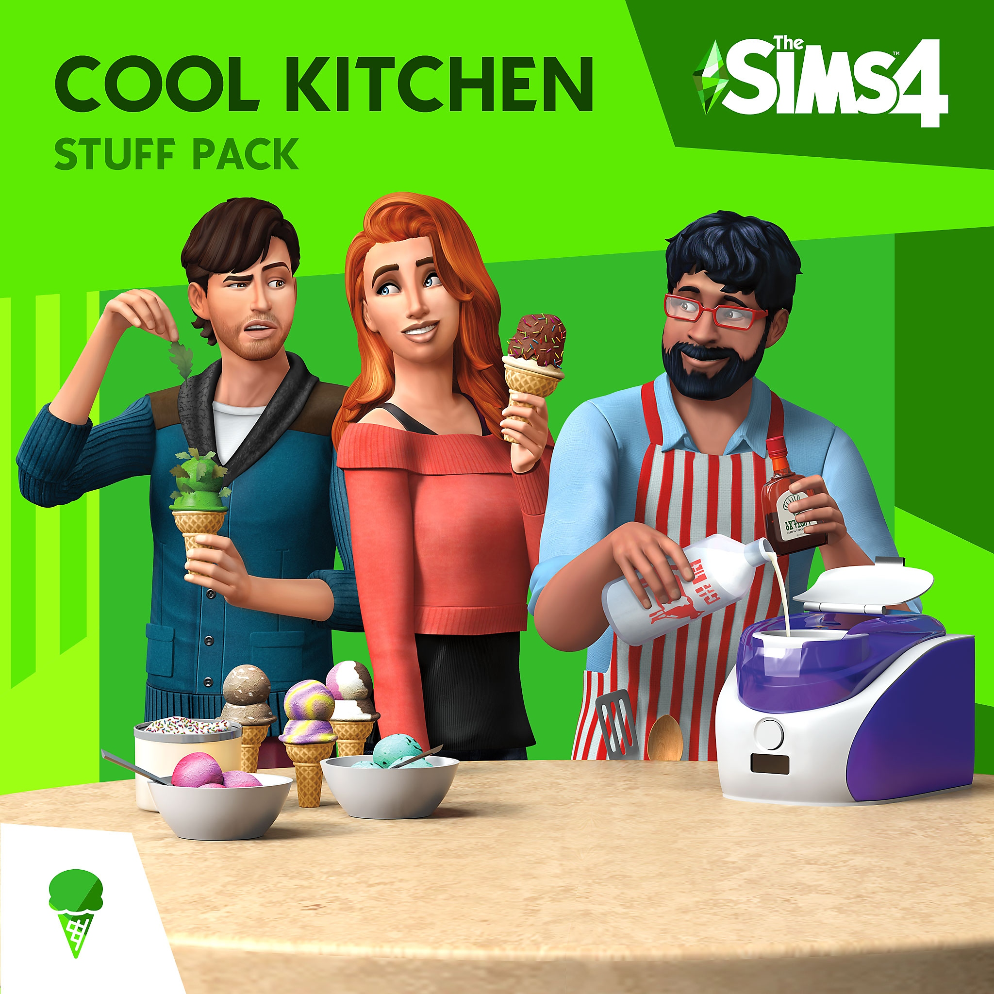 Cool Kitchen Stuff Pack