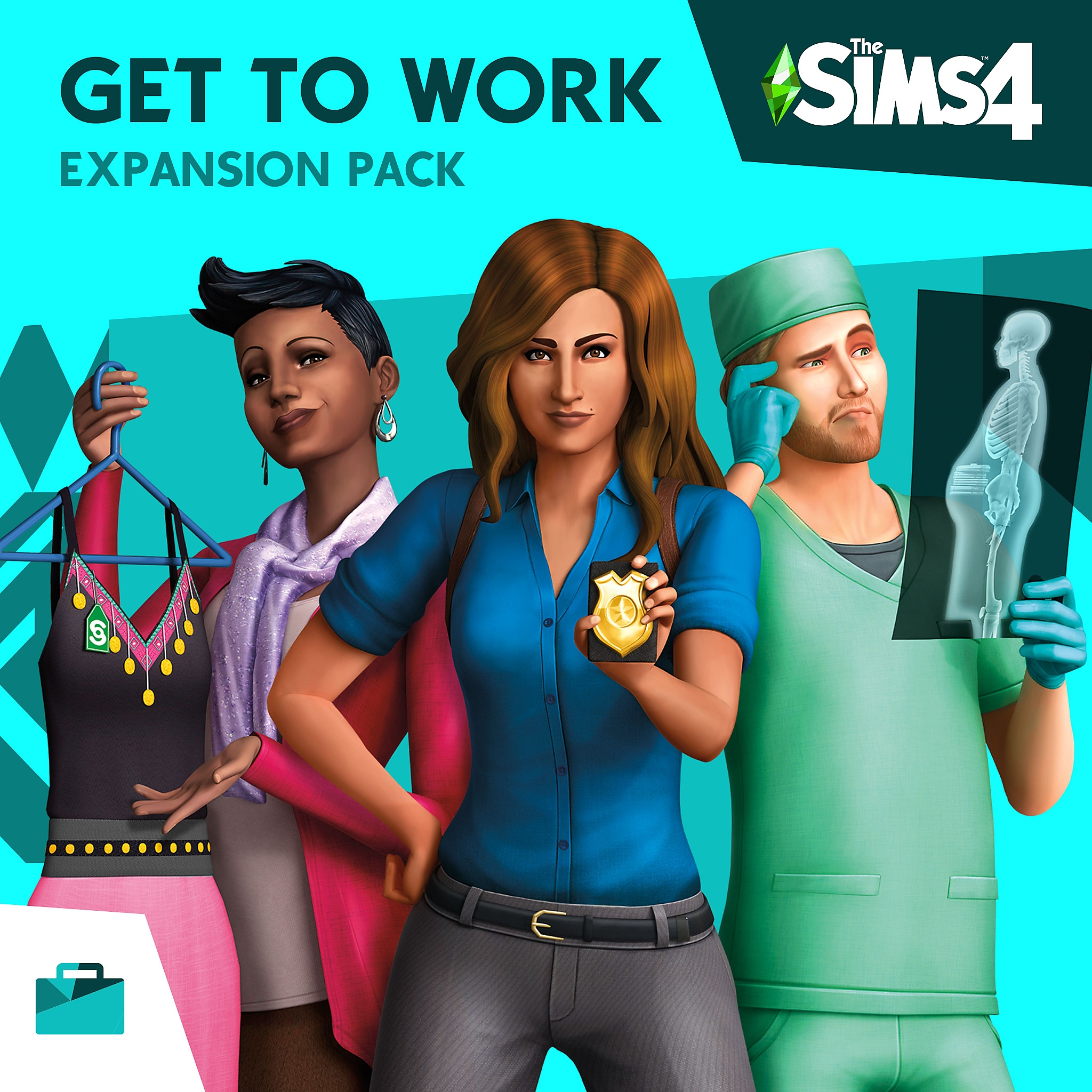 Get To Work Expansion Pack