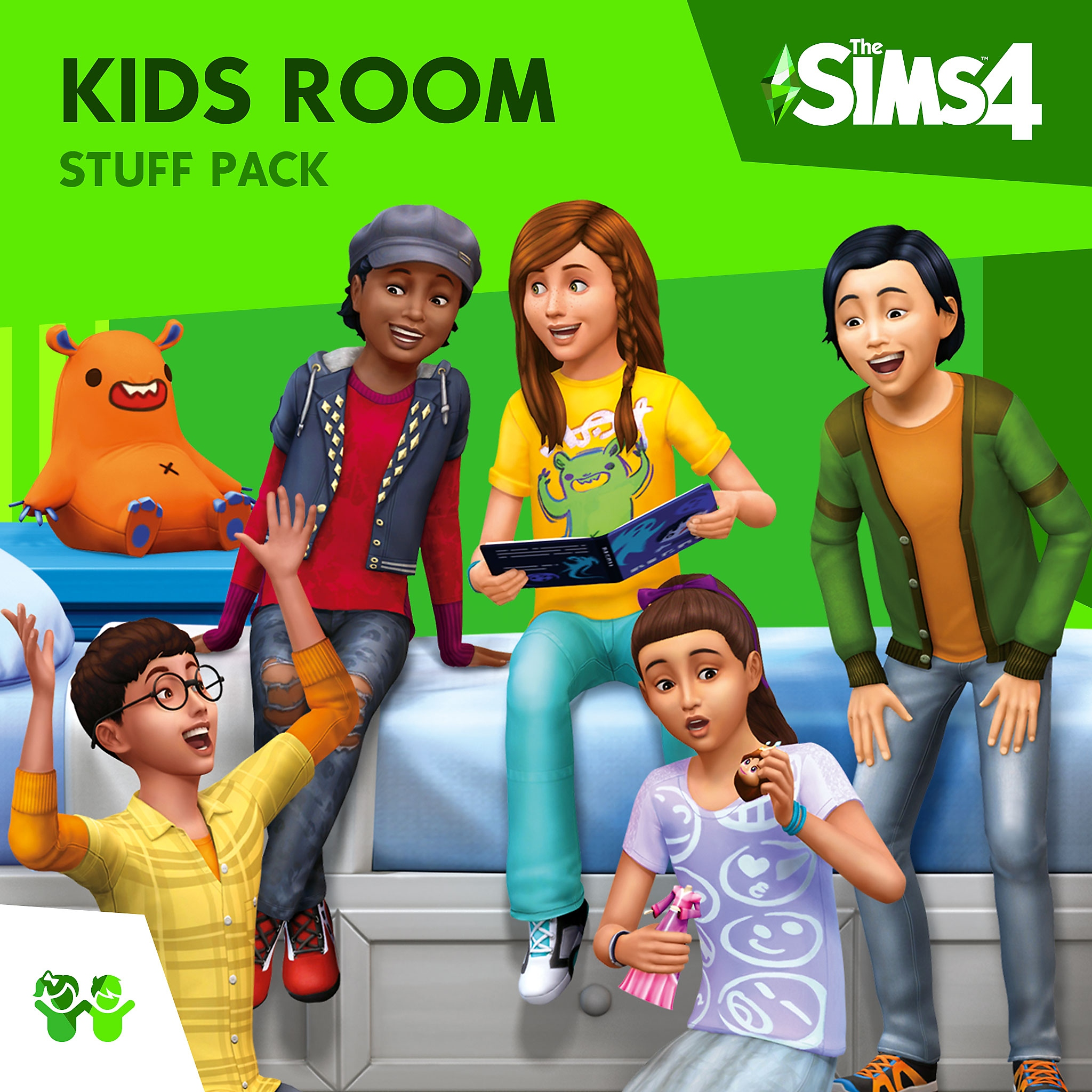 Kids Room Stuff Pack