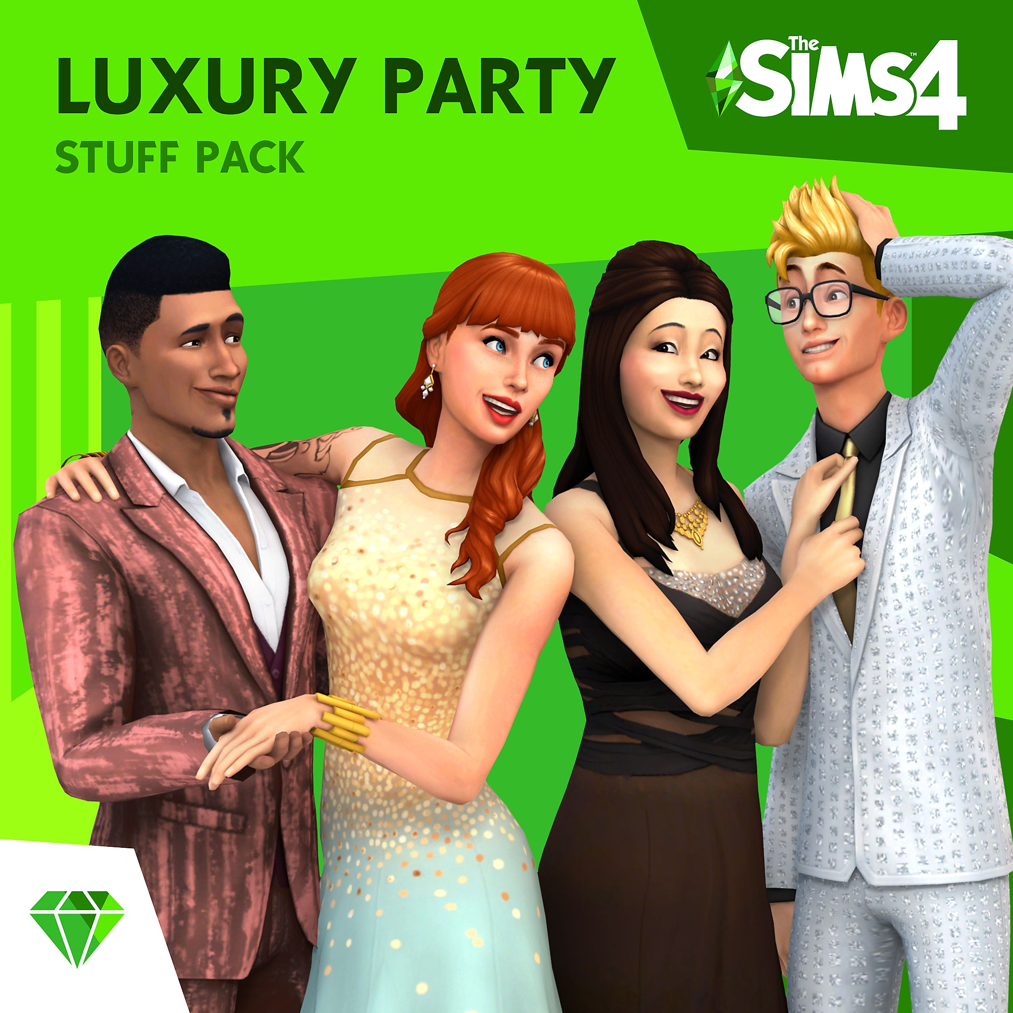 Luxury Party Stuff Pack