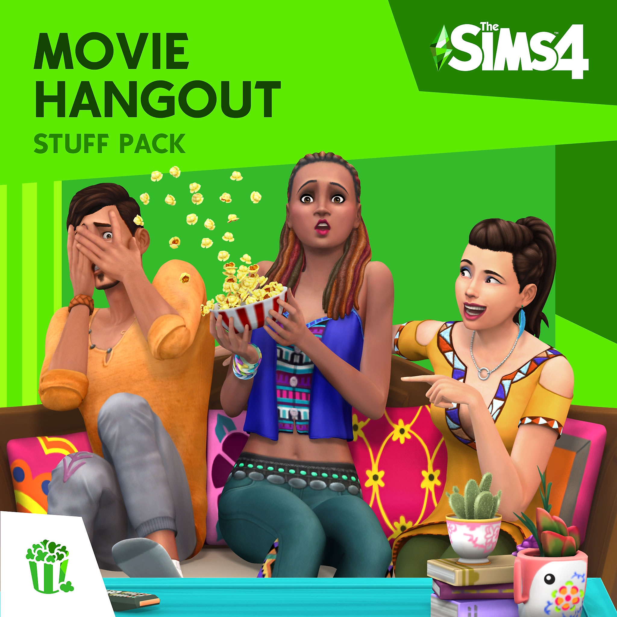 Movie Hangout Stuff Pack