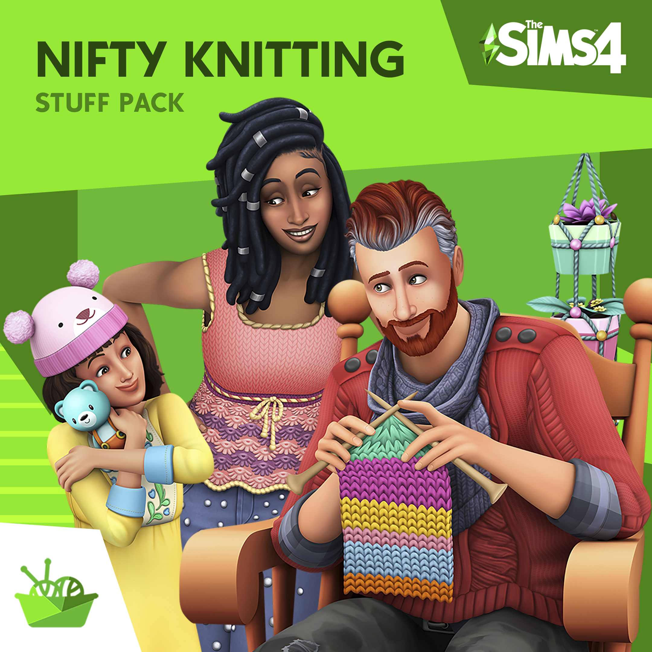 Nifty Knitting Stuff Pack