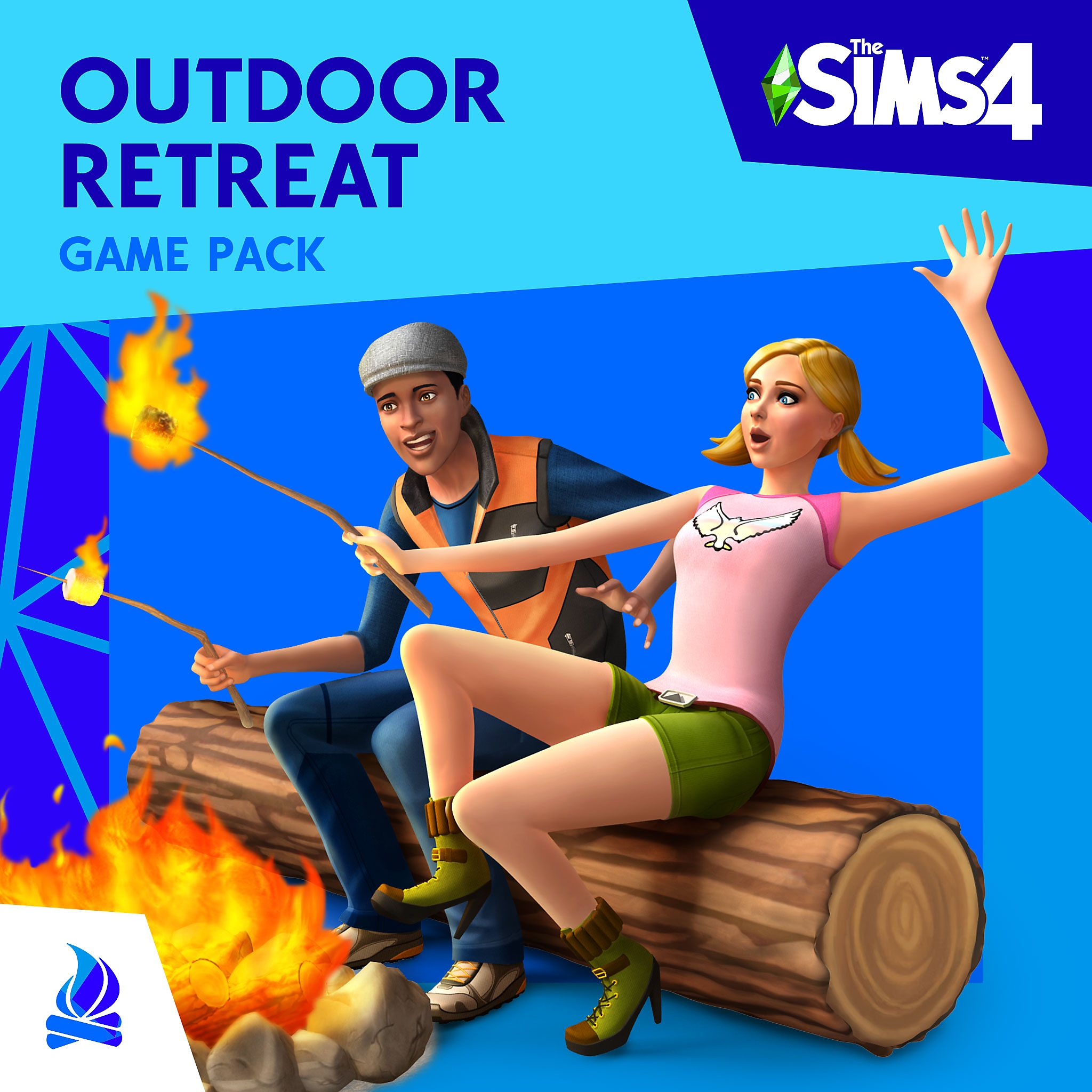 Outdoor Retreat Game Pack
