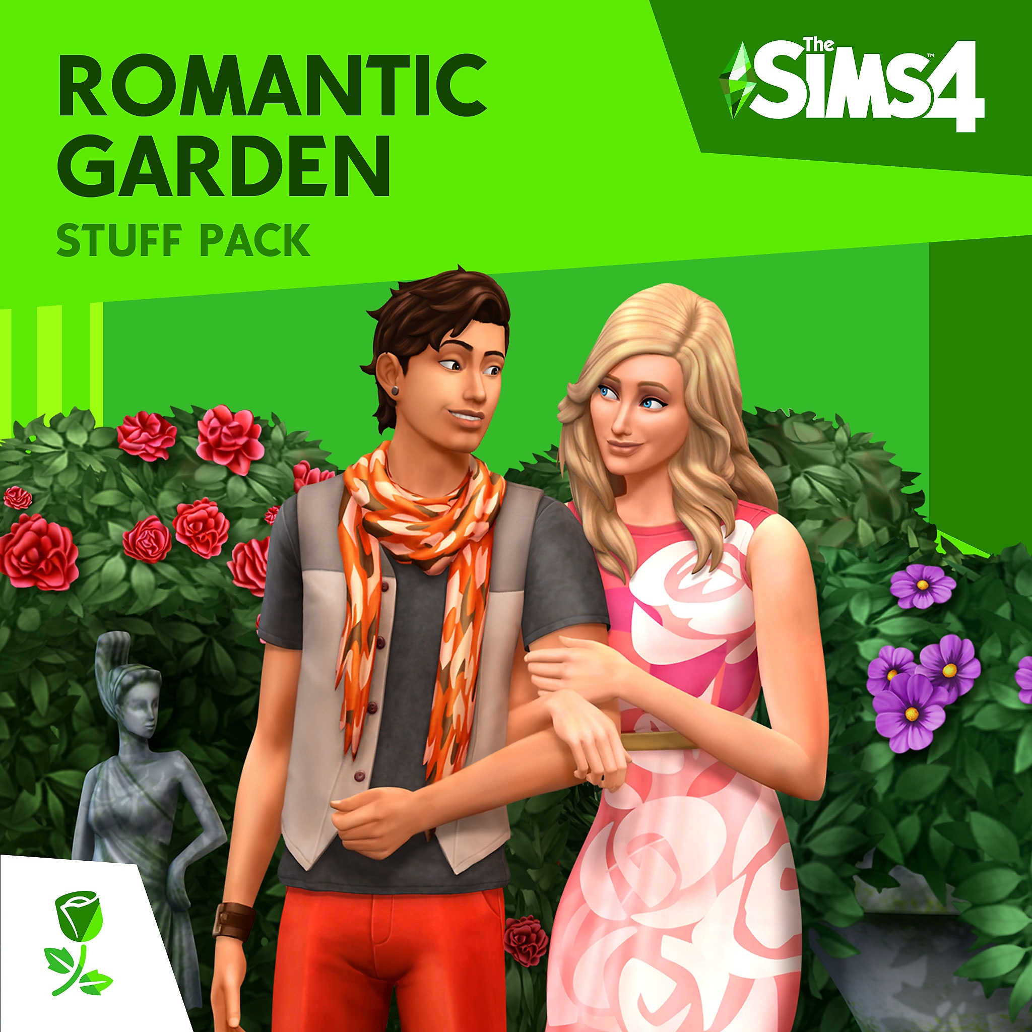 Romantic Garden Stuff Pack