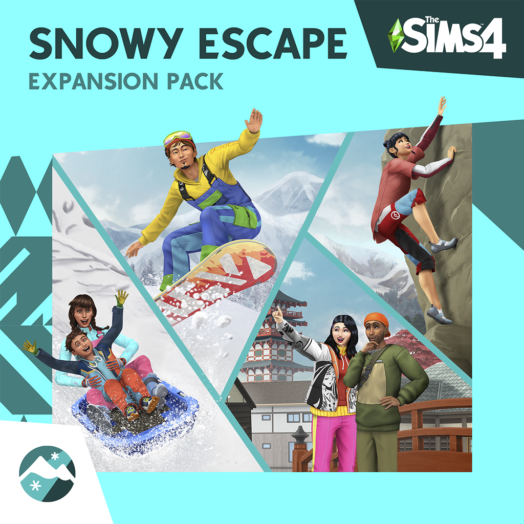 Snowy Escape Expansion Pack