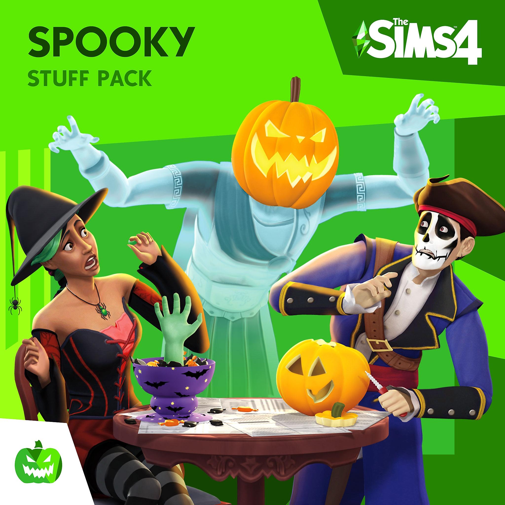 Spooky Stuff Pack
