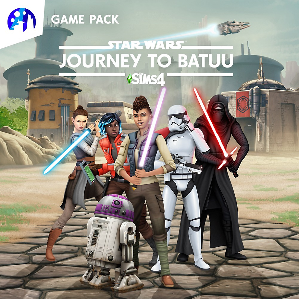 Star Wars™: Journey to Batuu Game Pack