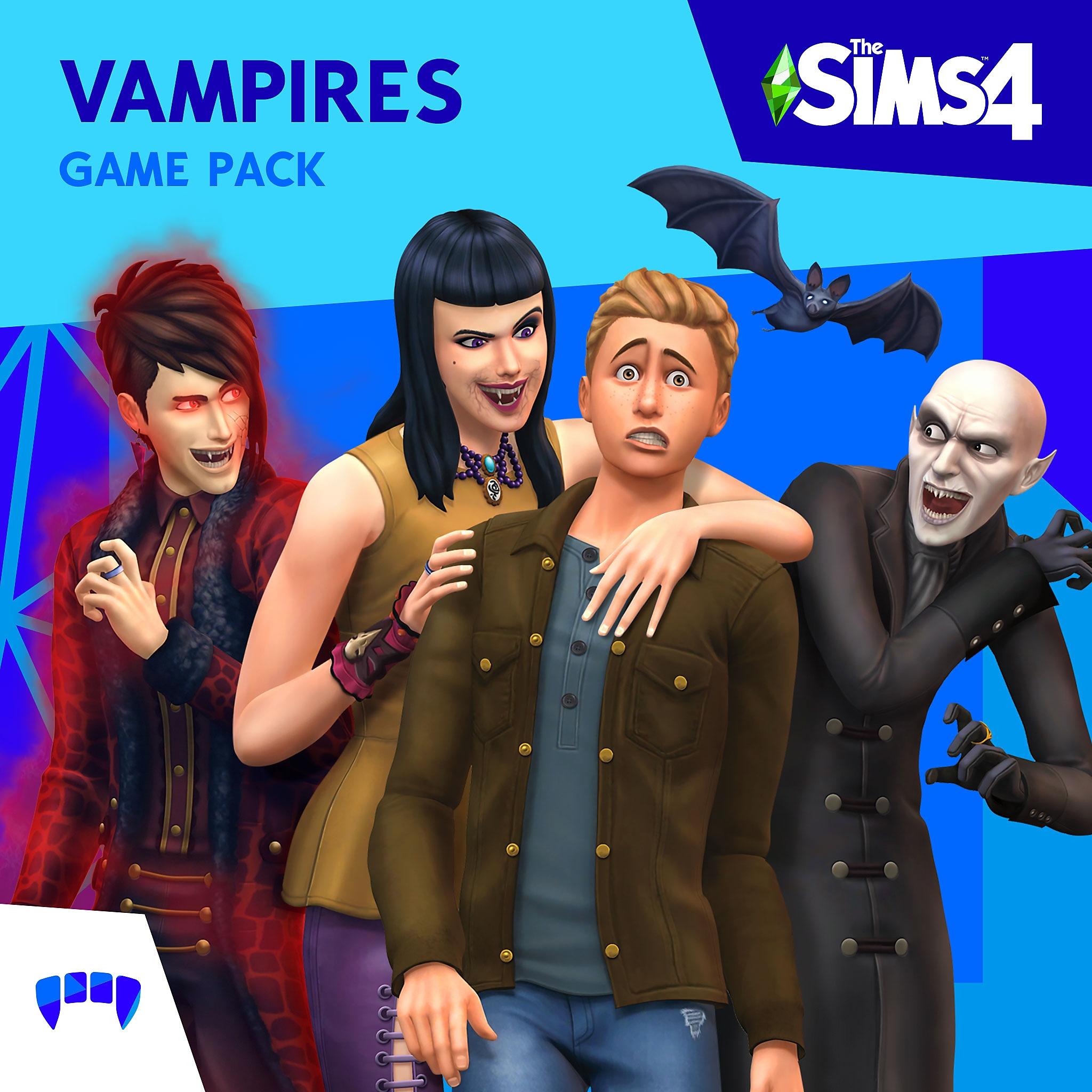 Vampires Game Pack