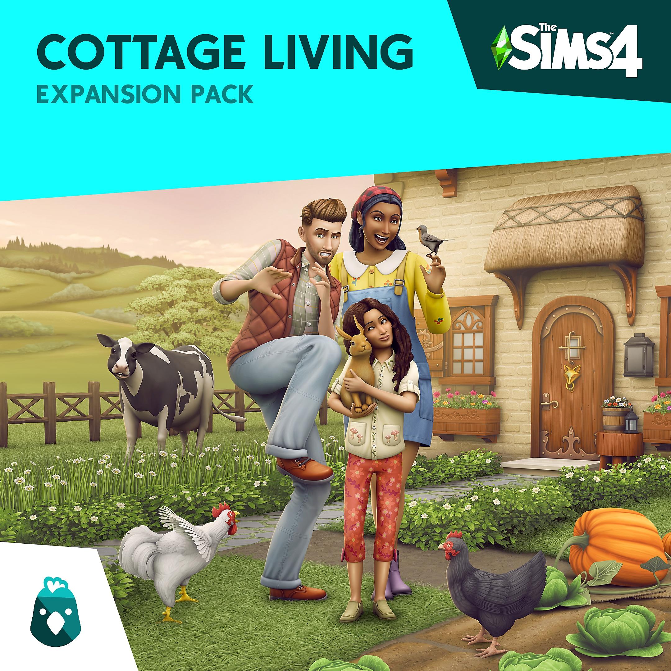 Grafika Pakiet rozszerzający The Sims 4 Wiejska Sielanka