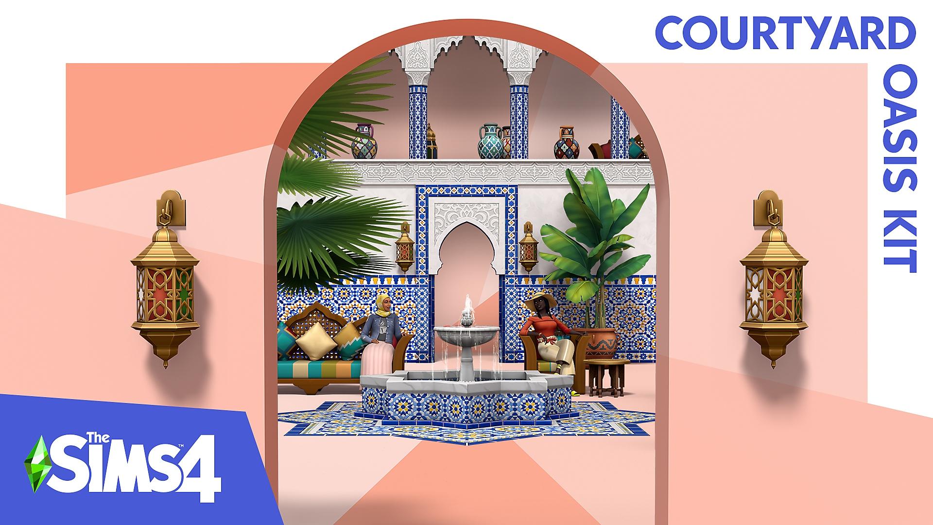 The Sims 4 Kotikeidas Kit