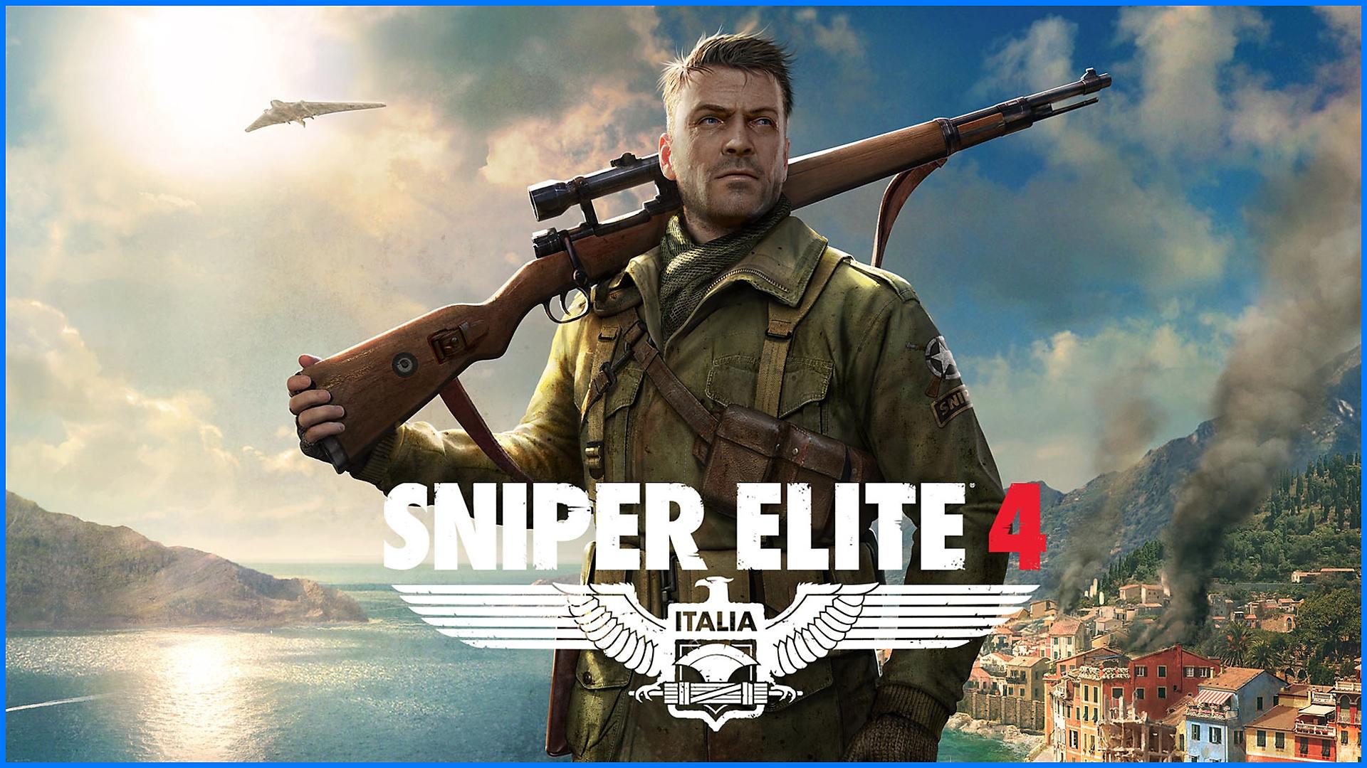 Sniper Elite 4 - Releasetrailer