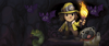 Spelunky 2 - Hero backgrounds