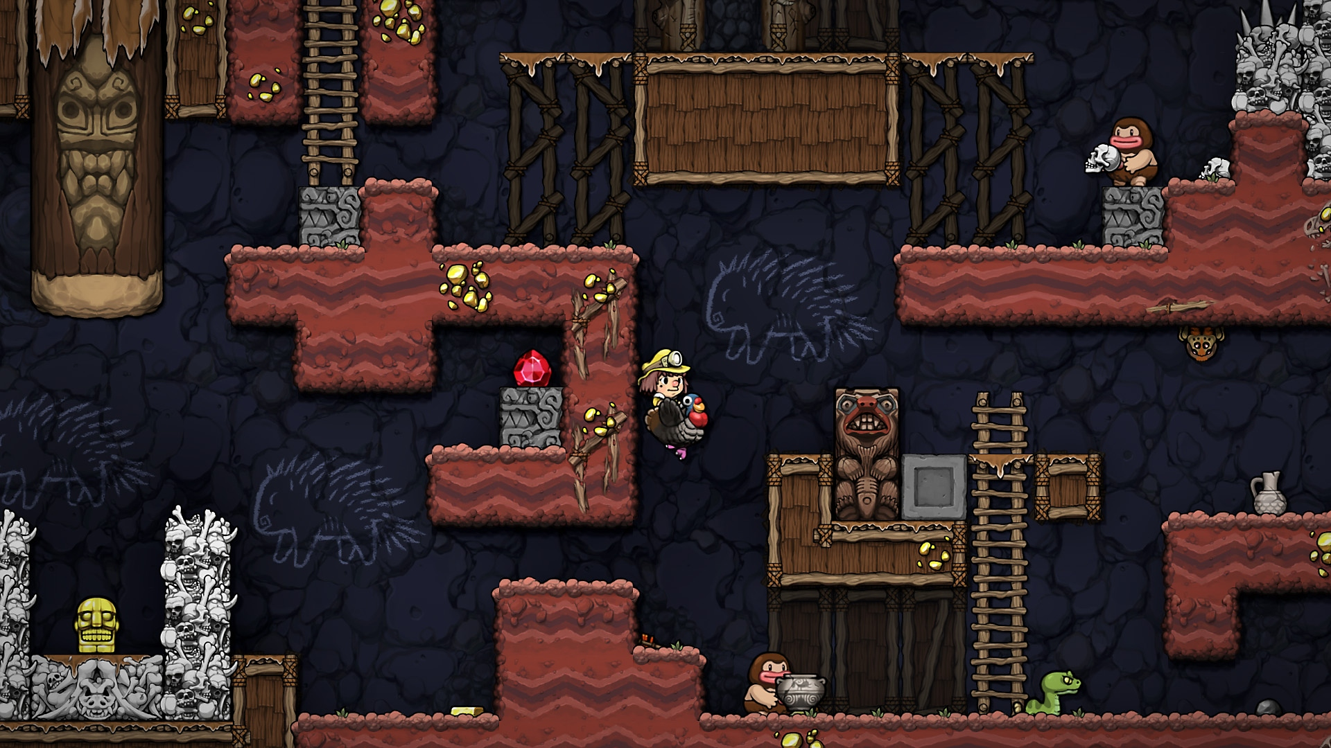 Spelunky 2 - screenshot