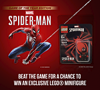 spiderman sweepstakes