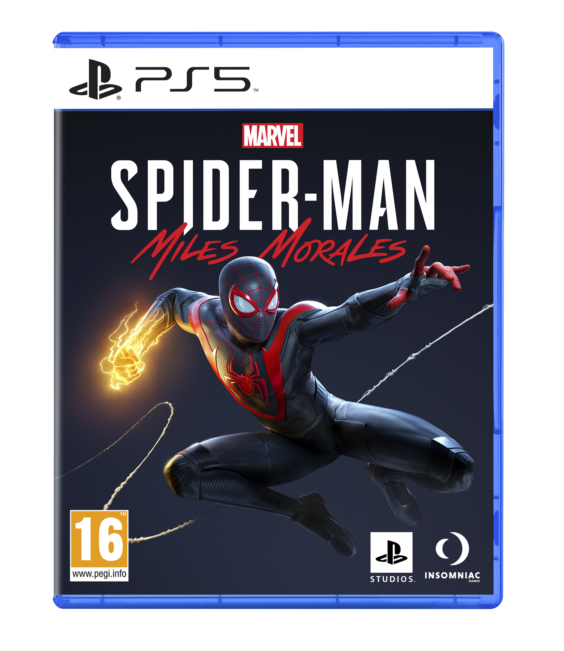 marvel's spider-man miles morales ps5 physical