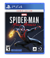 spider man miles morales ps4