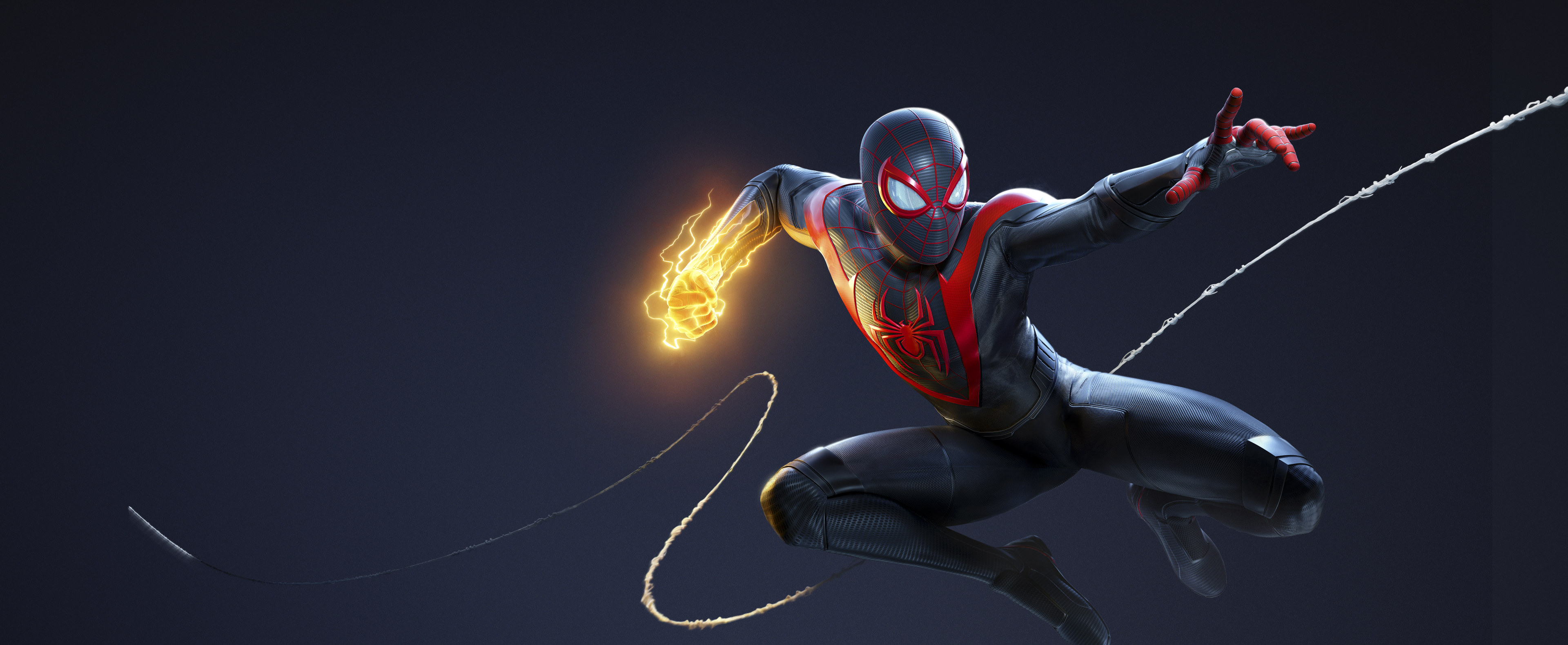 Spider-Man Miles Morales hero 2