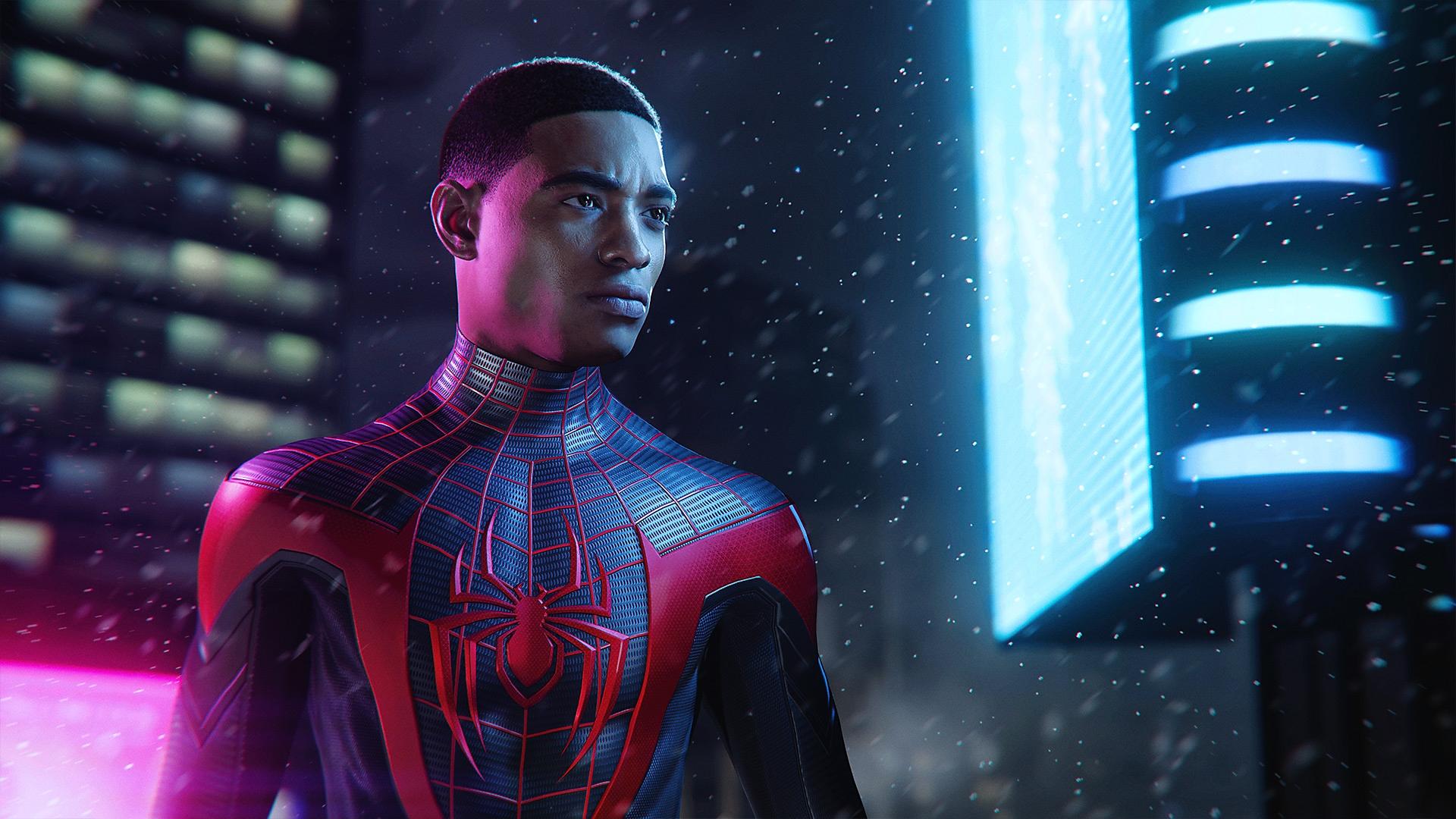 Marvel's Spider-Man: Miles Morales| Giochi PS4/PS5 | PlayStation