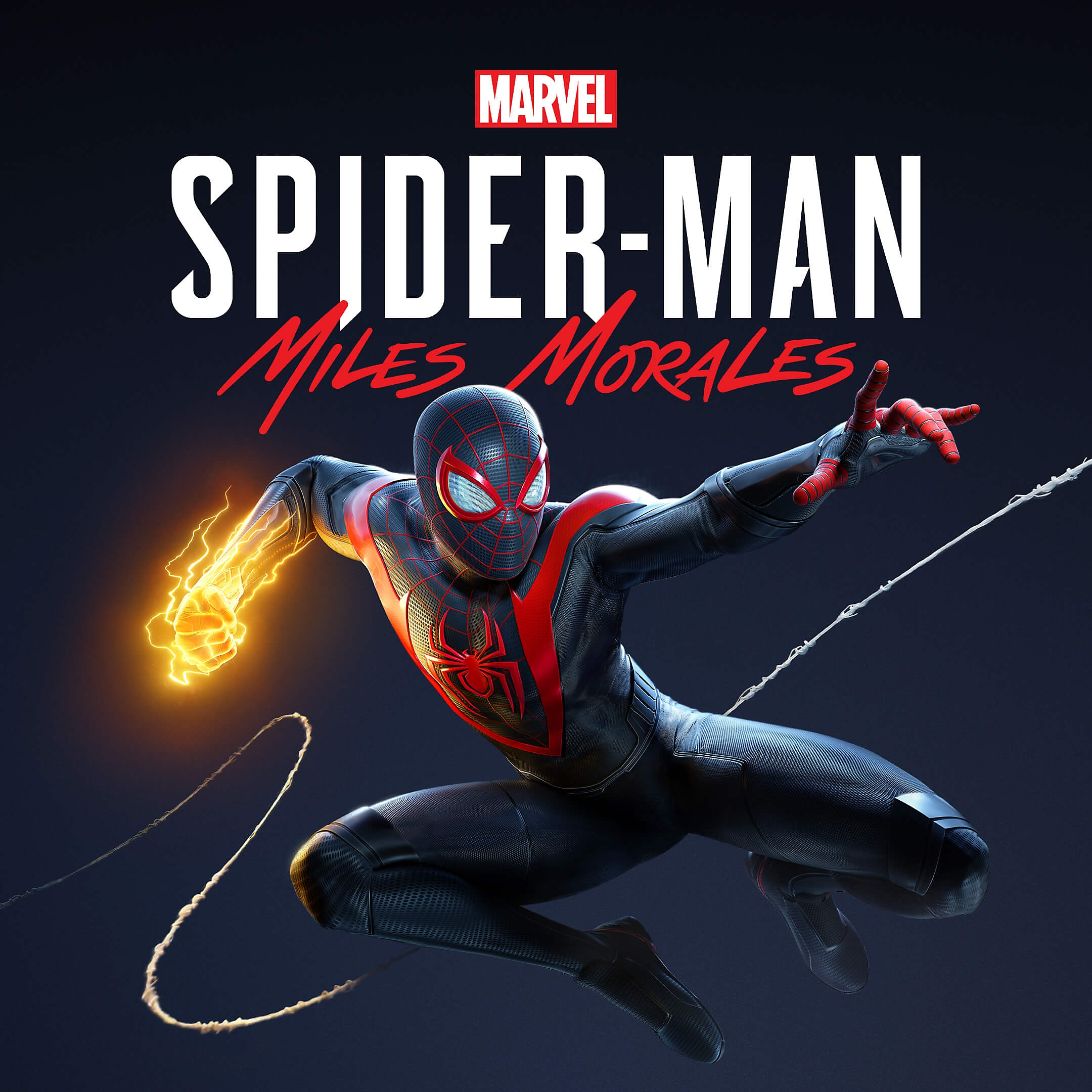 Spiderman Miles Morales - Store Art