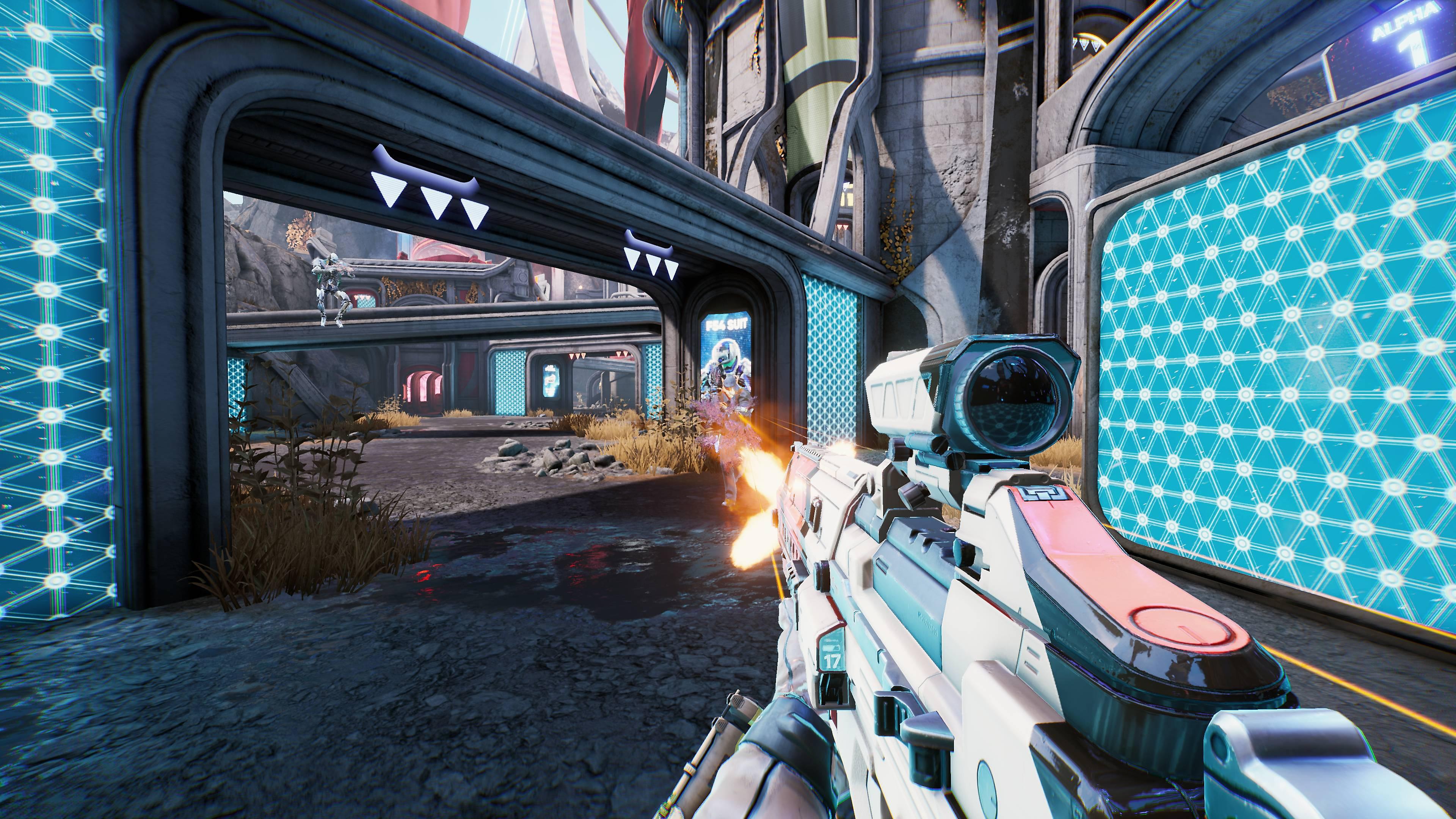 Splitgate screenshot