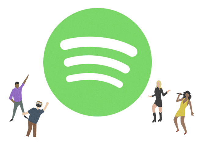 Connect to Spotify image