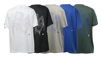 スプレーアート プリントTシャツ / PlayStation画像2