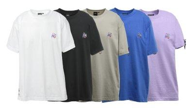 スプレーアート 刺繍Tシャツ / PlayStation