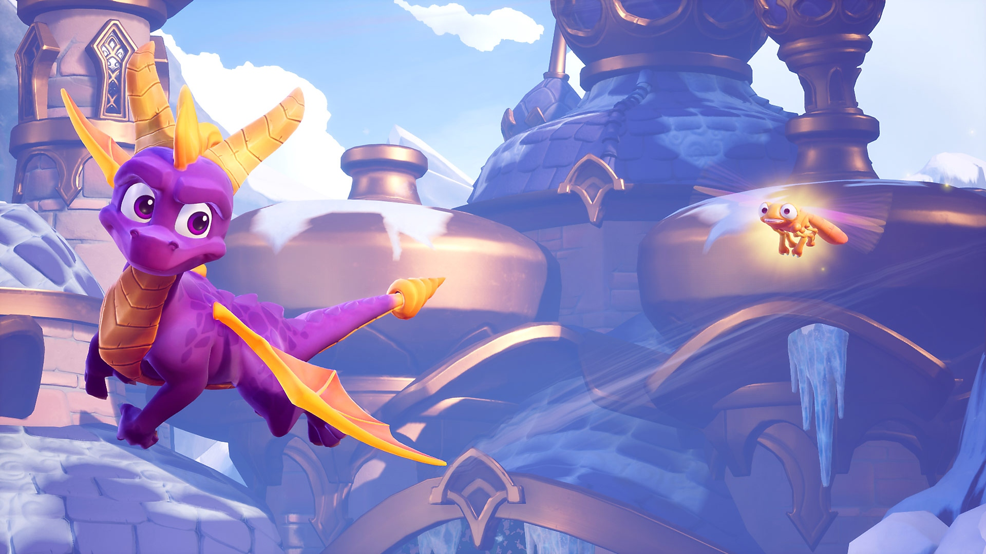Spyro Reignited Trilogy - Capture d'écran
