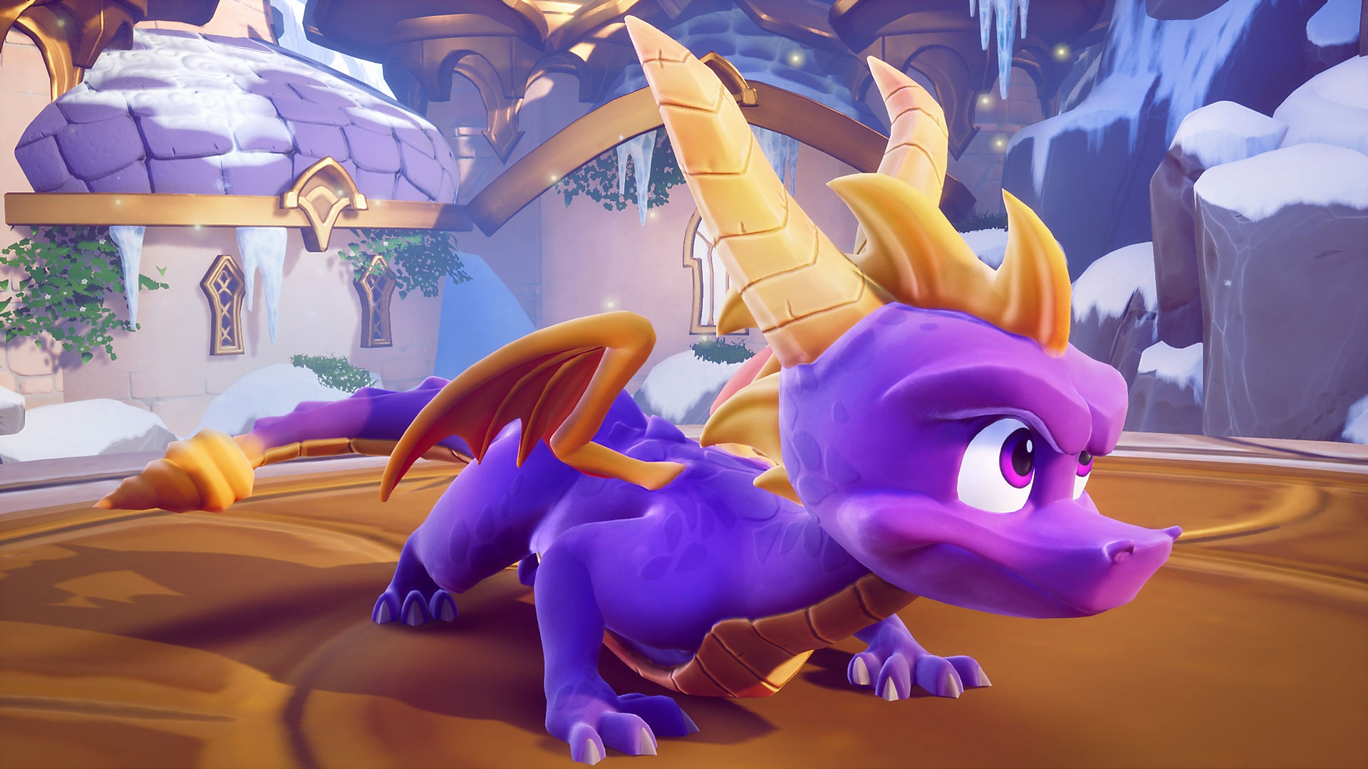 Spyro Reignited Trilogy - Captura de pantalla