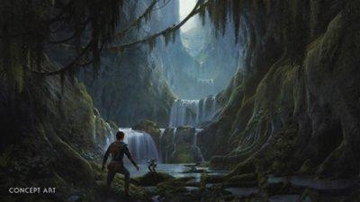 STAR WARS Jedi: Fallen Order - Captura de pantalla de galería (arte conceptual) 8