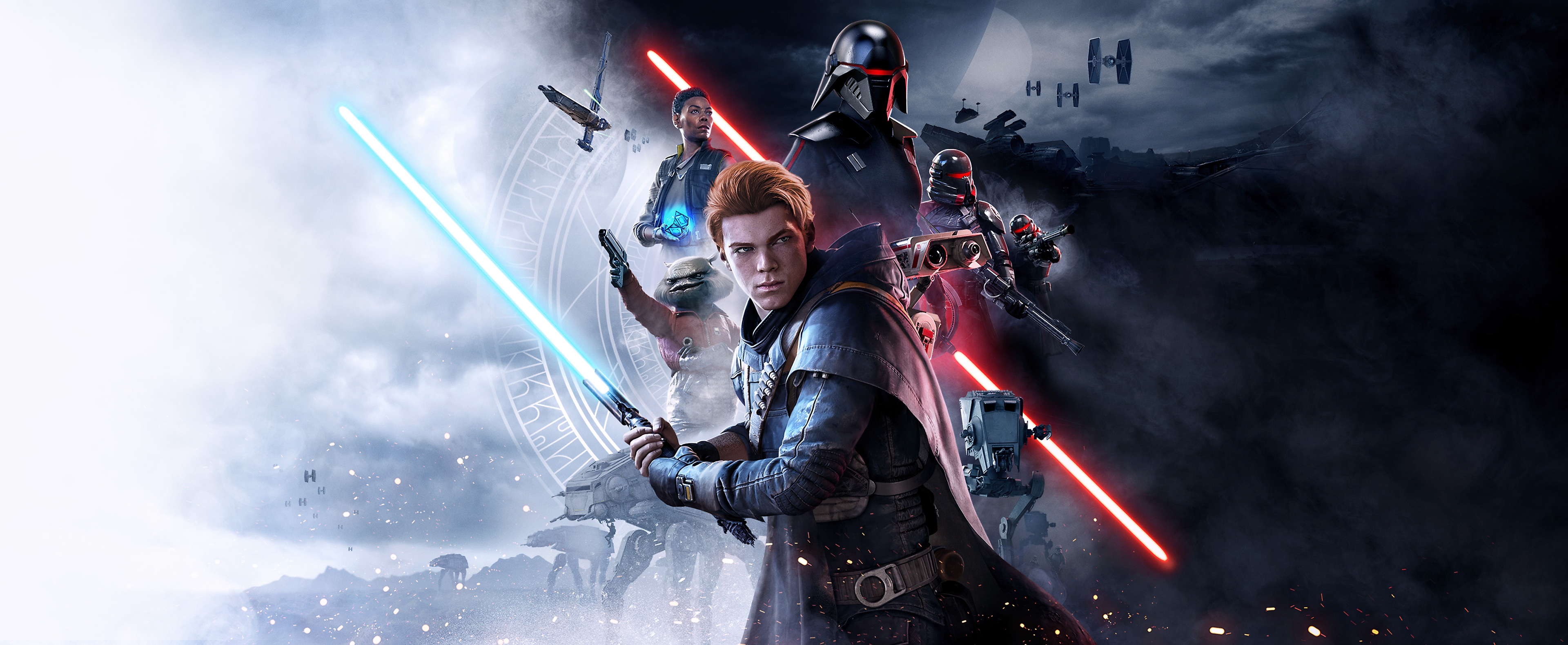 STAR WARS Jedi: Fallen Order - Hero Art