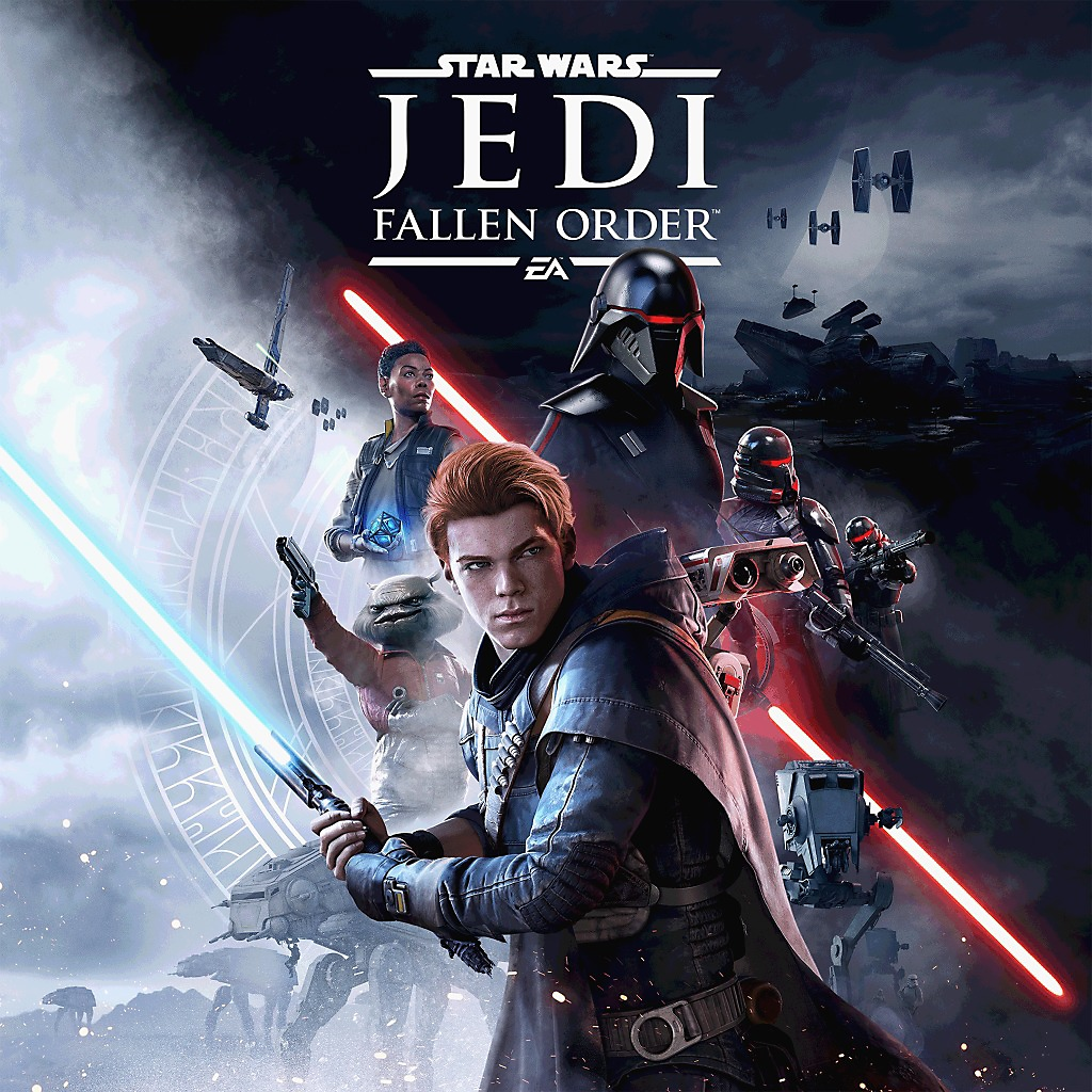 Star Wars Jedi Fallen Order: Deluxe Edition Box Art