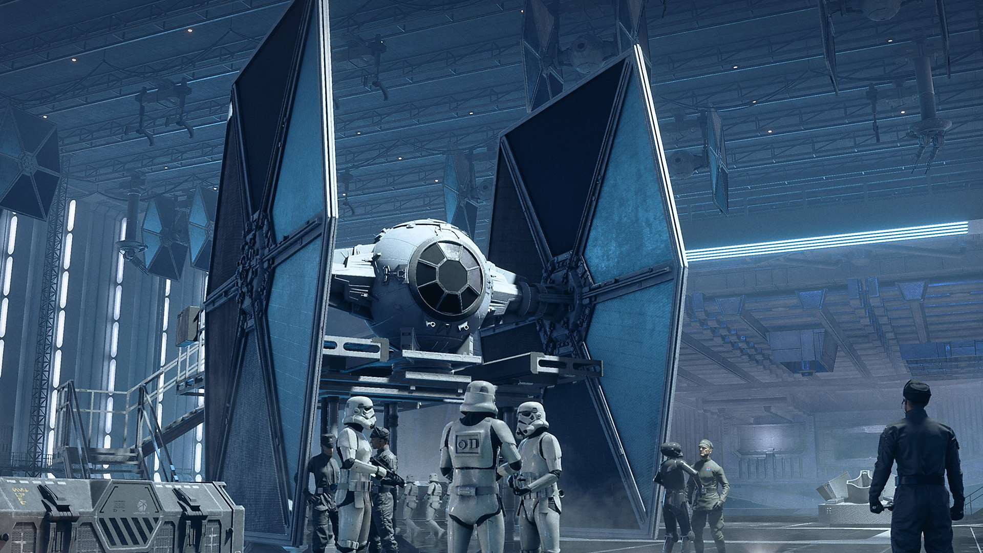STAR WARS: Squadrons لقطة شاشة ‏6