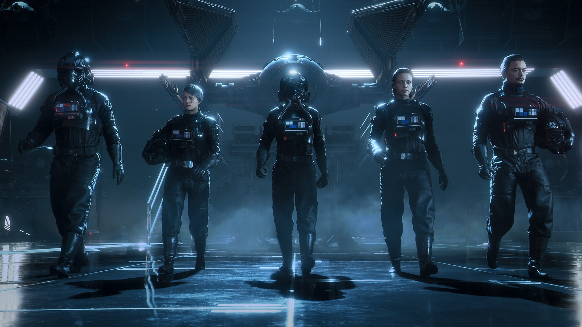 STAR WARS: Squadrons captura de pantalla 5