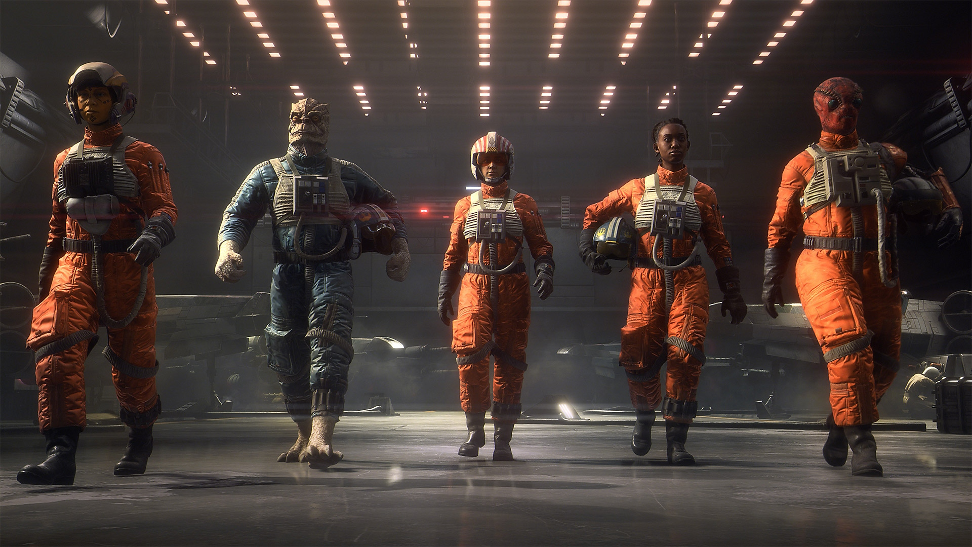 STAR WARS: Squadrons captura de pantalla 2