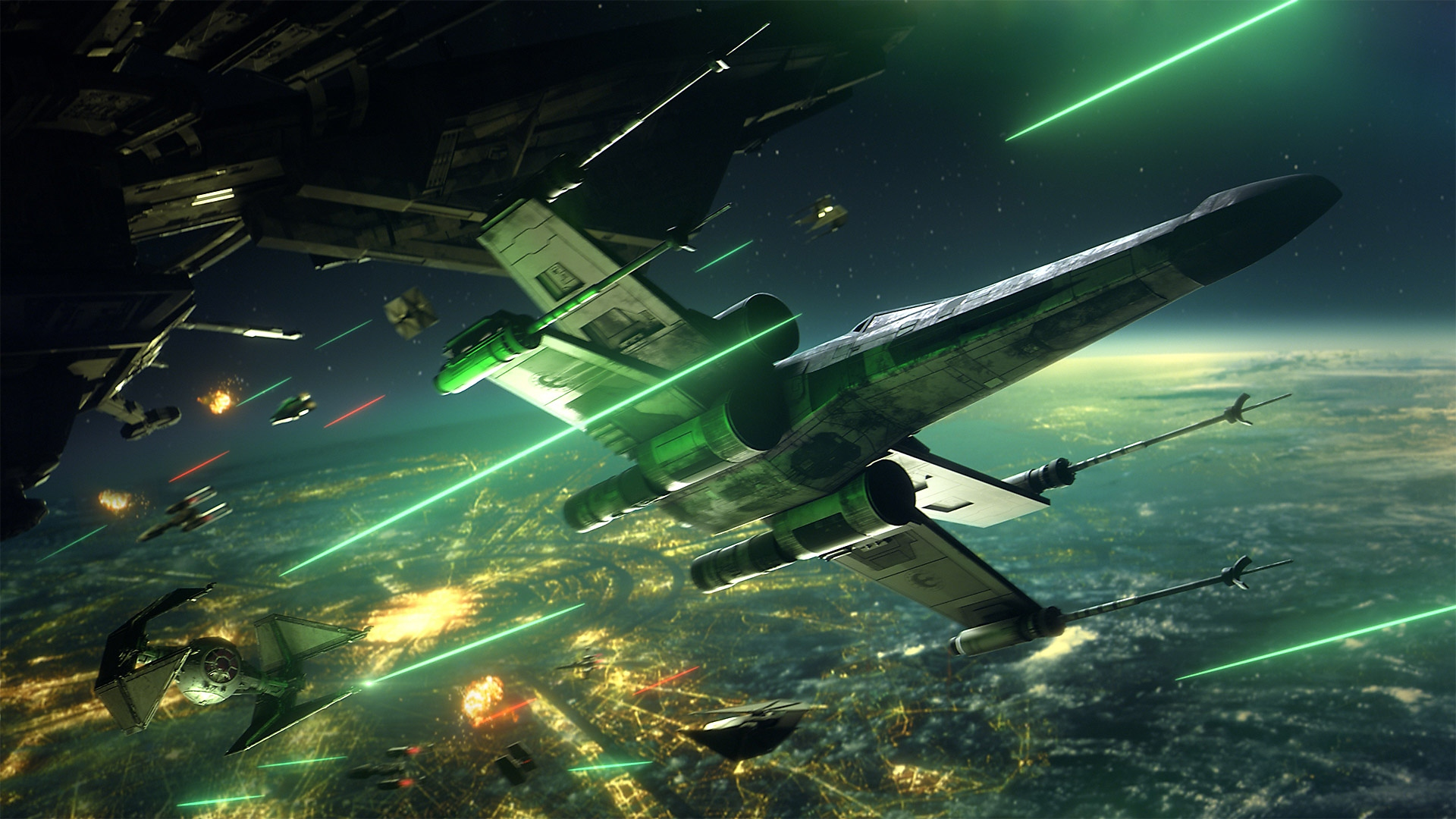 STAR WARS: Squadrons screenshot 1