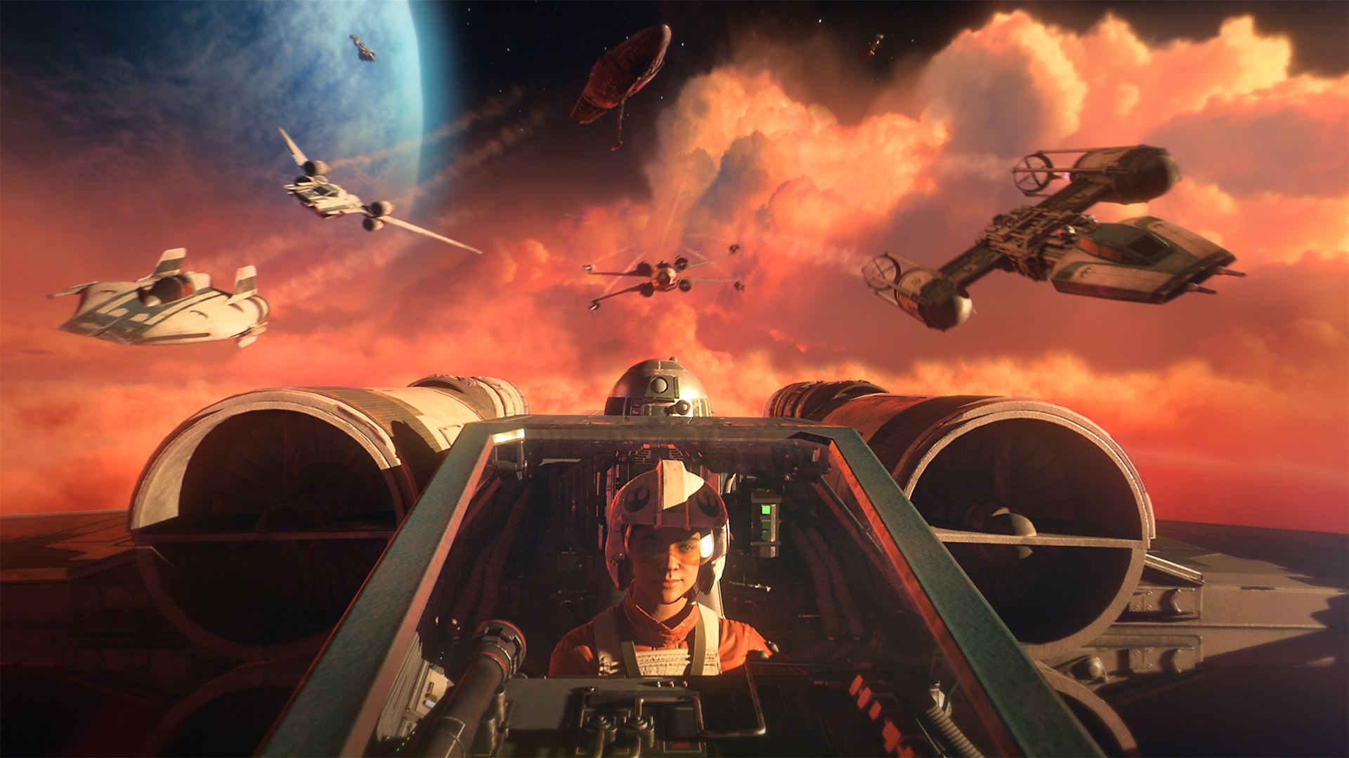 STAR WARS: Squadrons captura de pantalla 3