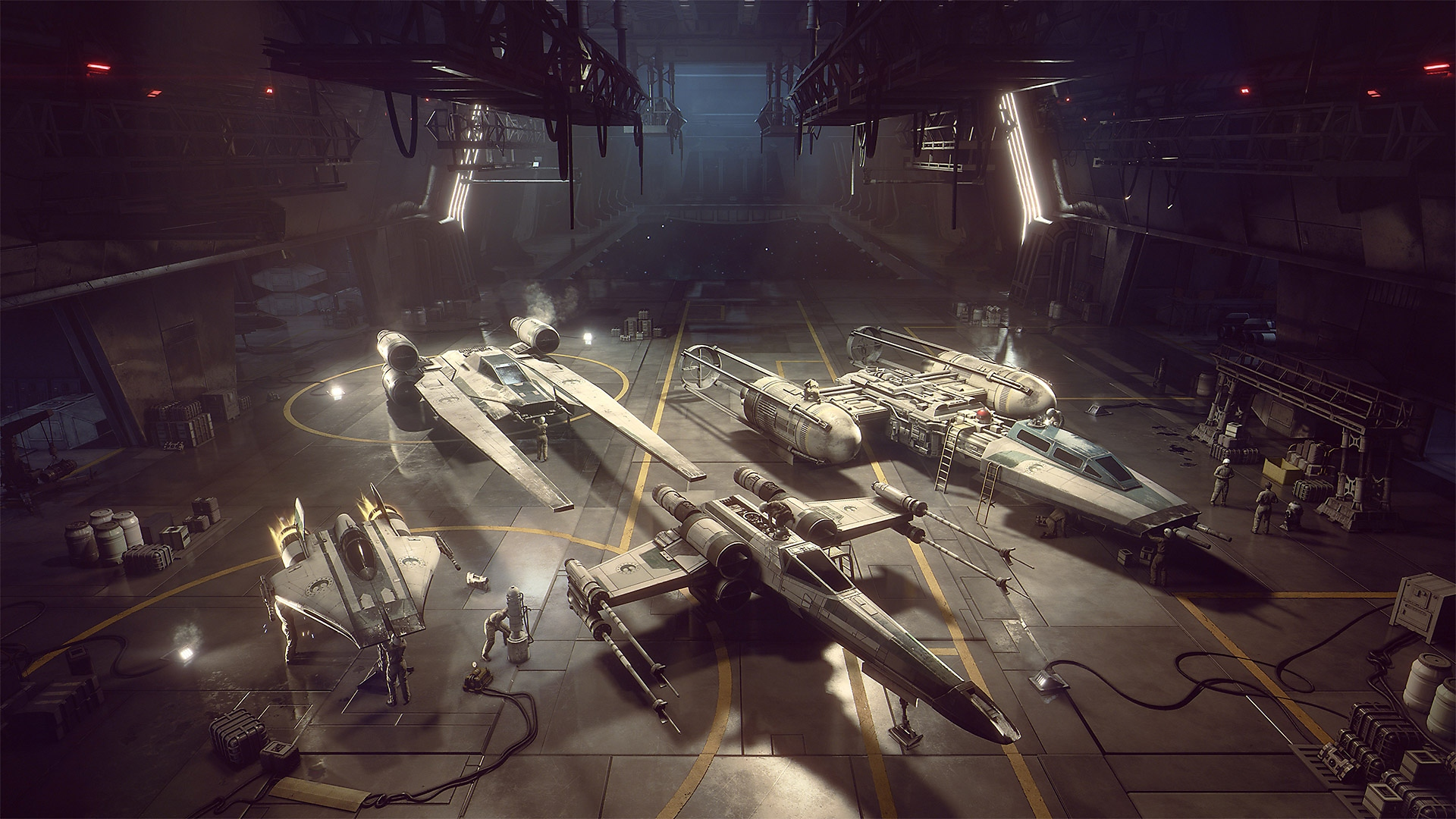 STAR WARS: Squadrons captura de pantalla 4