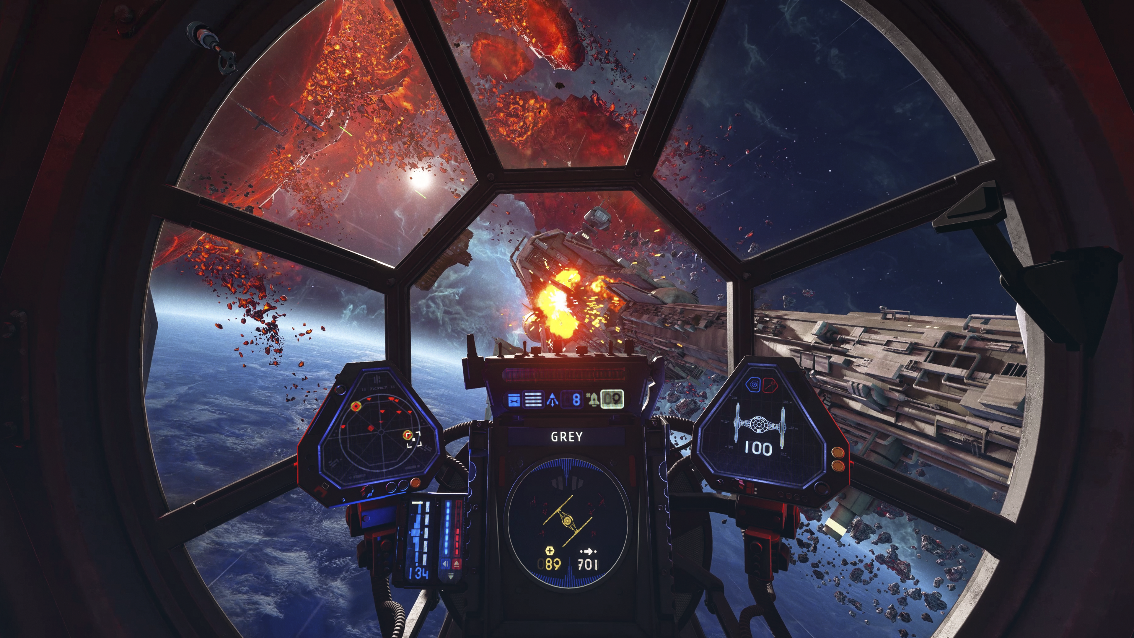 STAR WARS: Squadrons screenshot 16