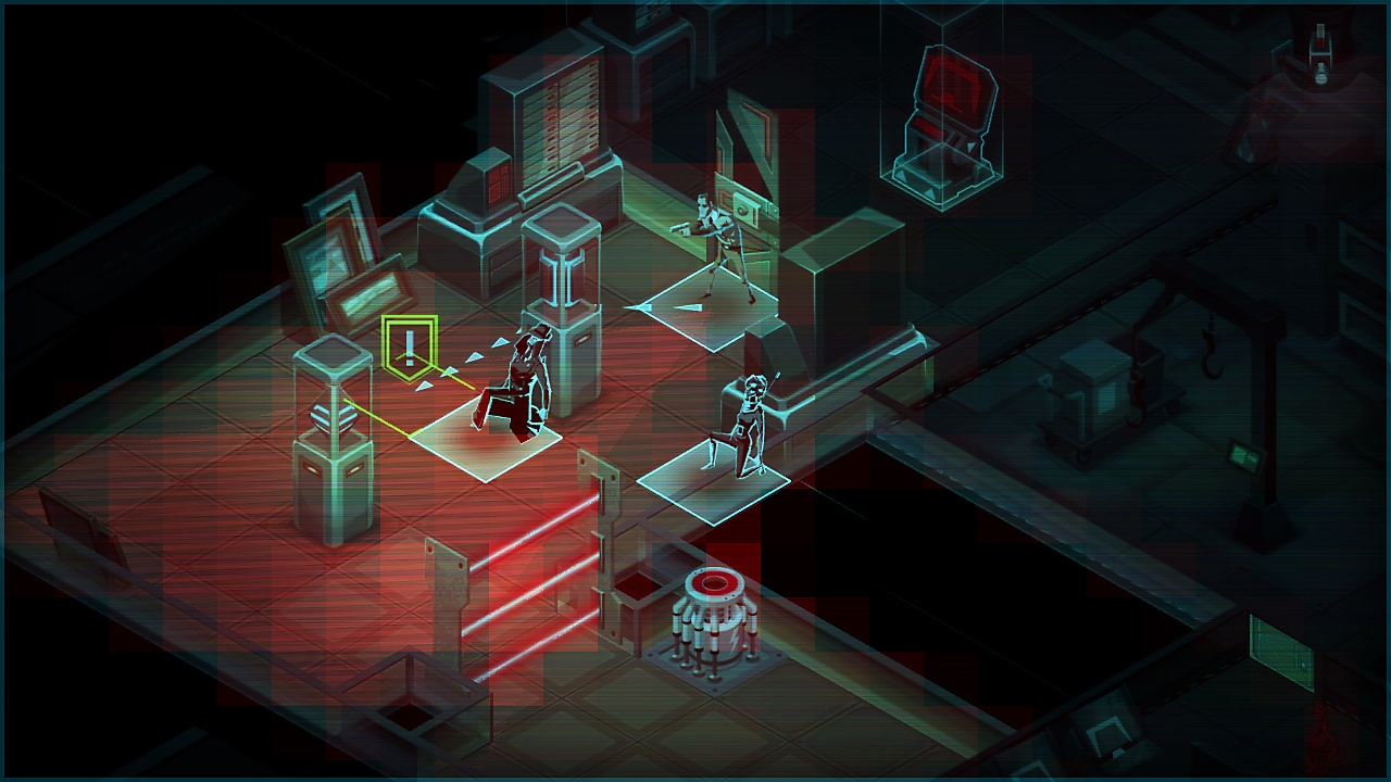 Invisible, Inc. - Announce Trailer