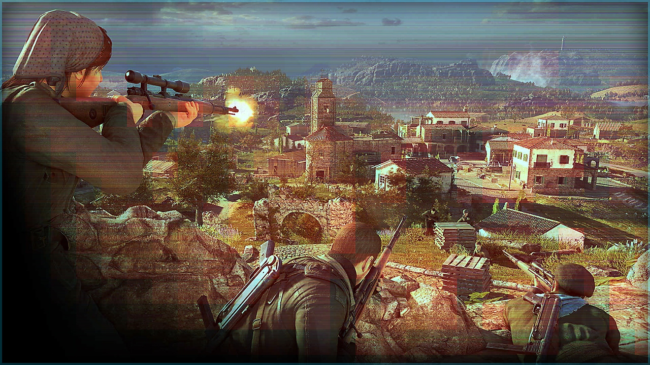 Sniper Elite 4 - 101 Gameplay Trailer