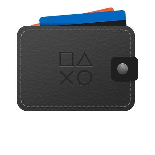 PSN wallet