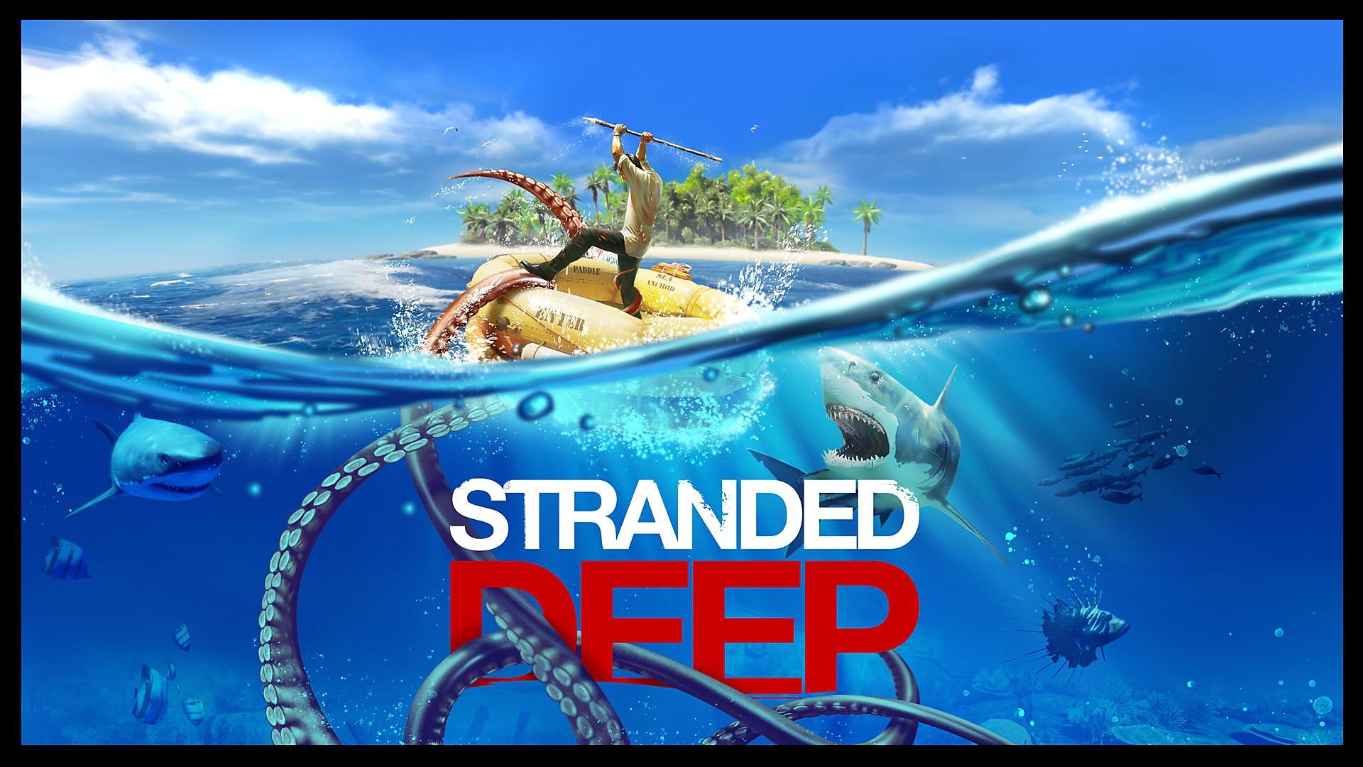 Tráiler oficial de lanzamiento de Stranded Deep