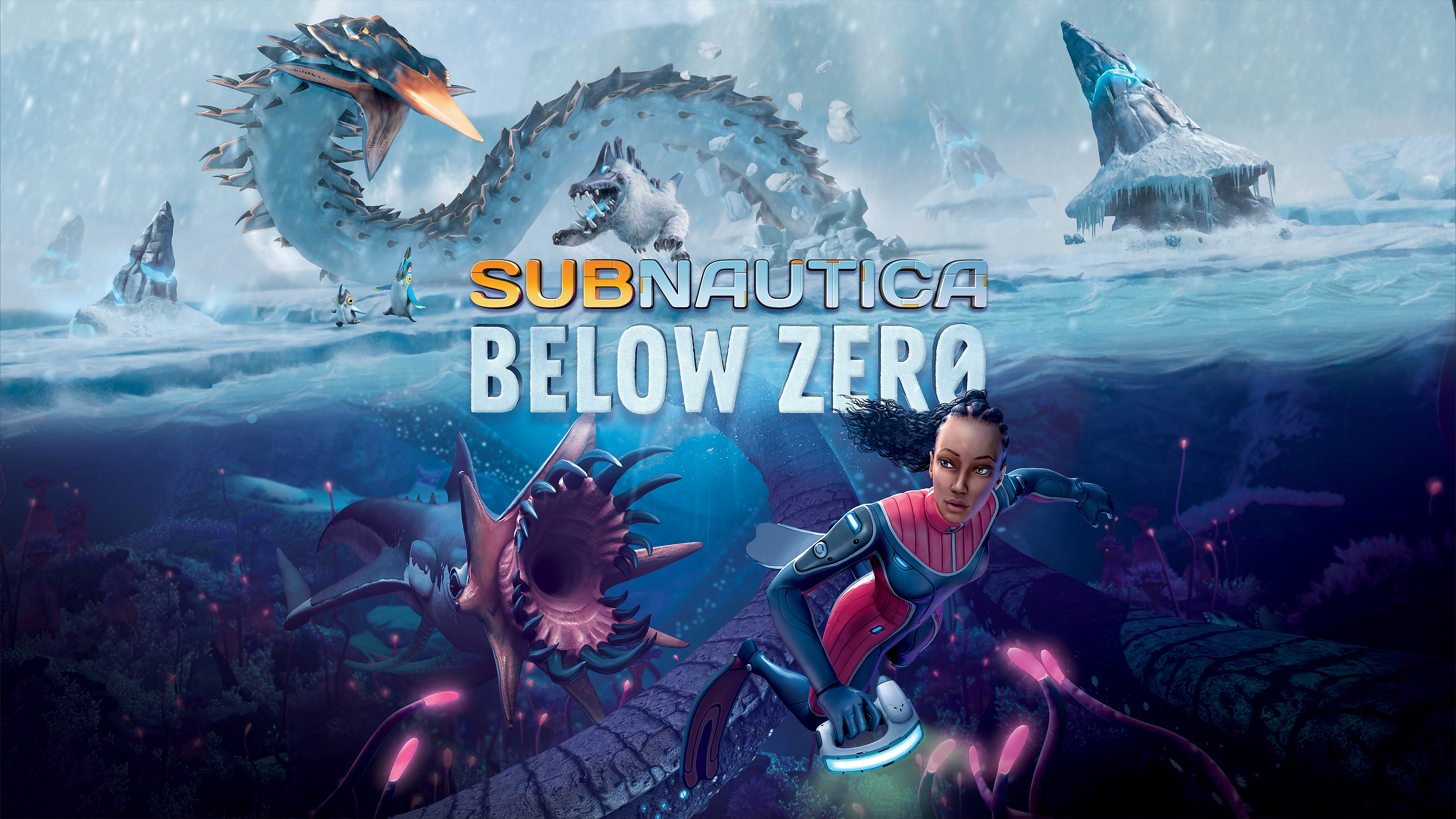 Subnautica: Below Zero at State of Play | PS5, PS4