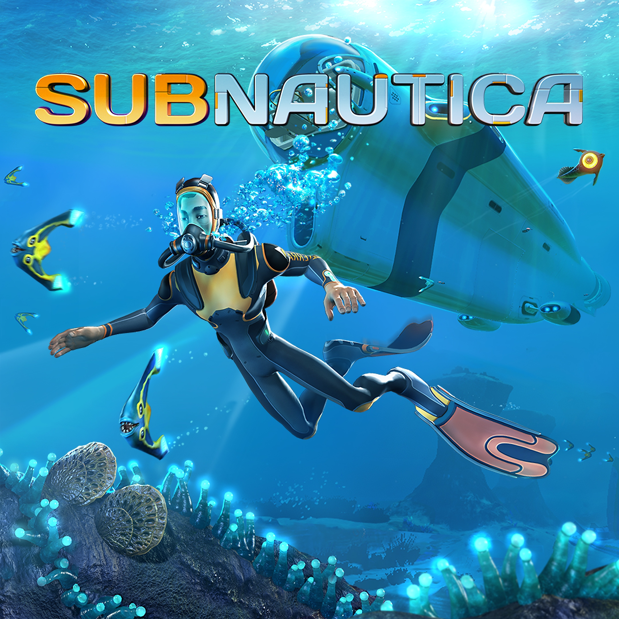 Subnautica free with Play at Home