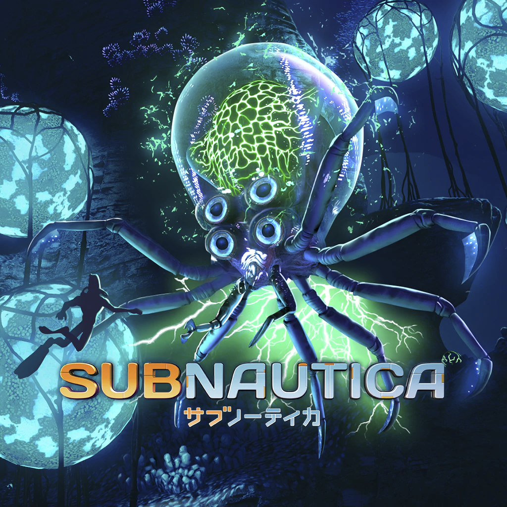 『Subnautica』が「Play at Home」で無料