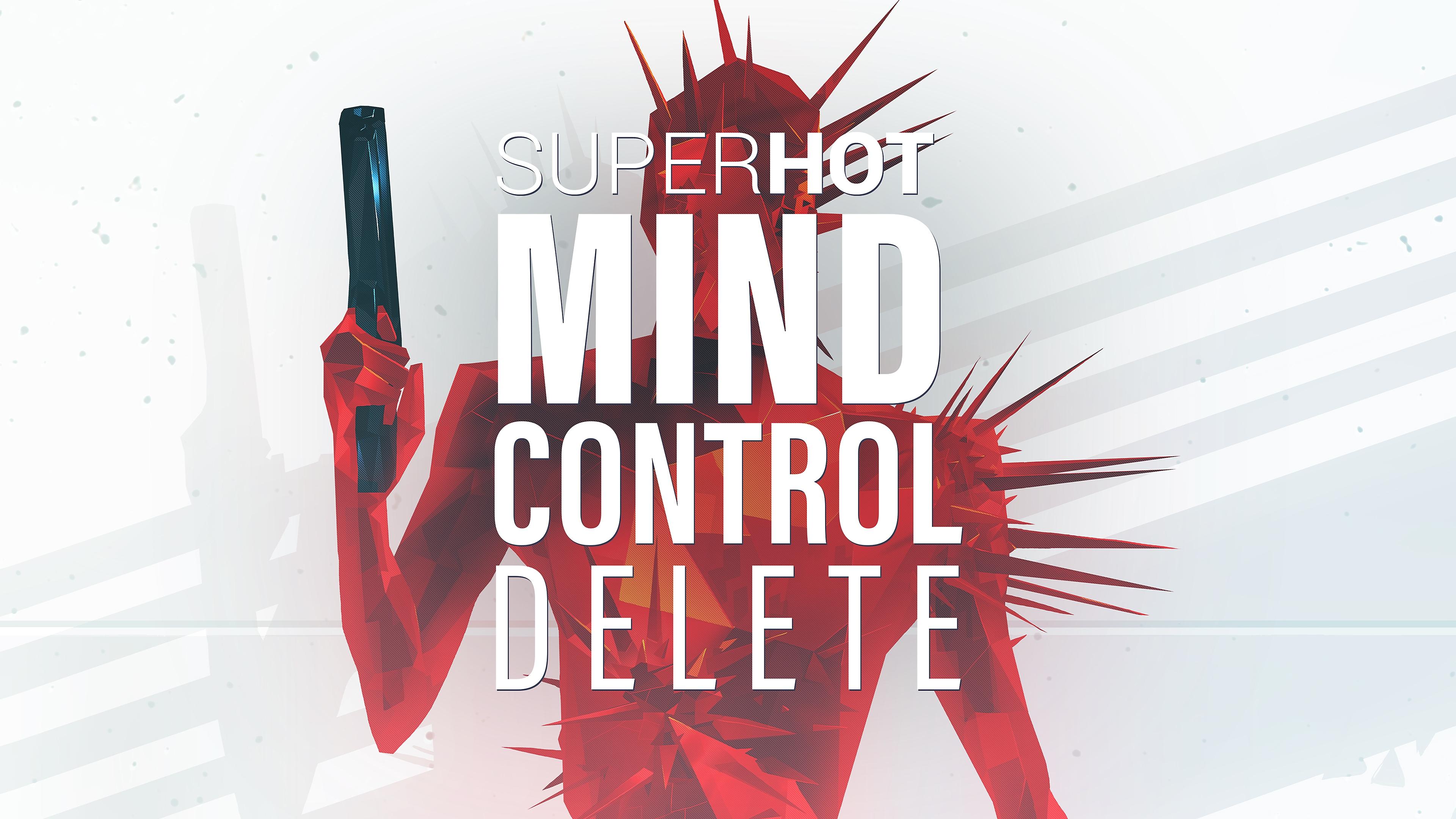 SUPERHOT: MIND CONTROL DELETE Desktop