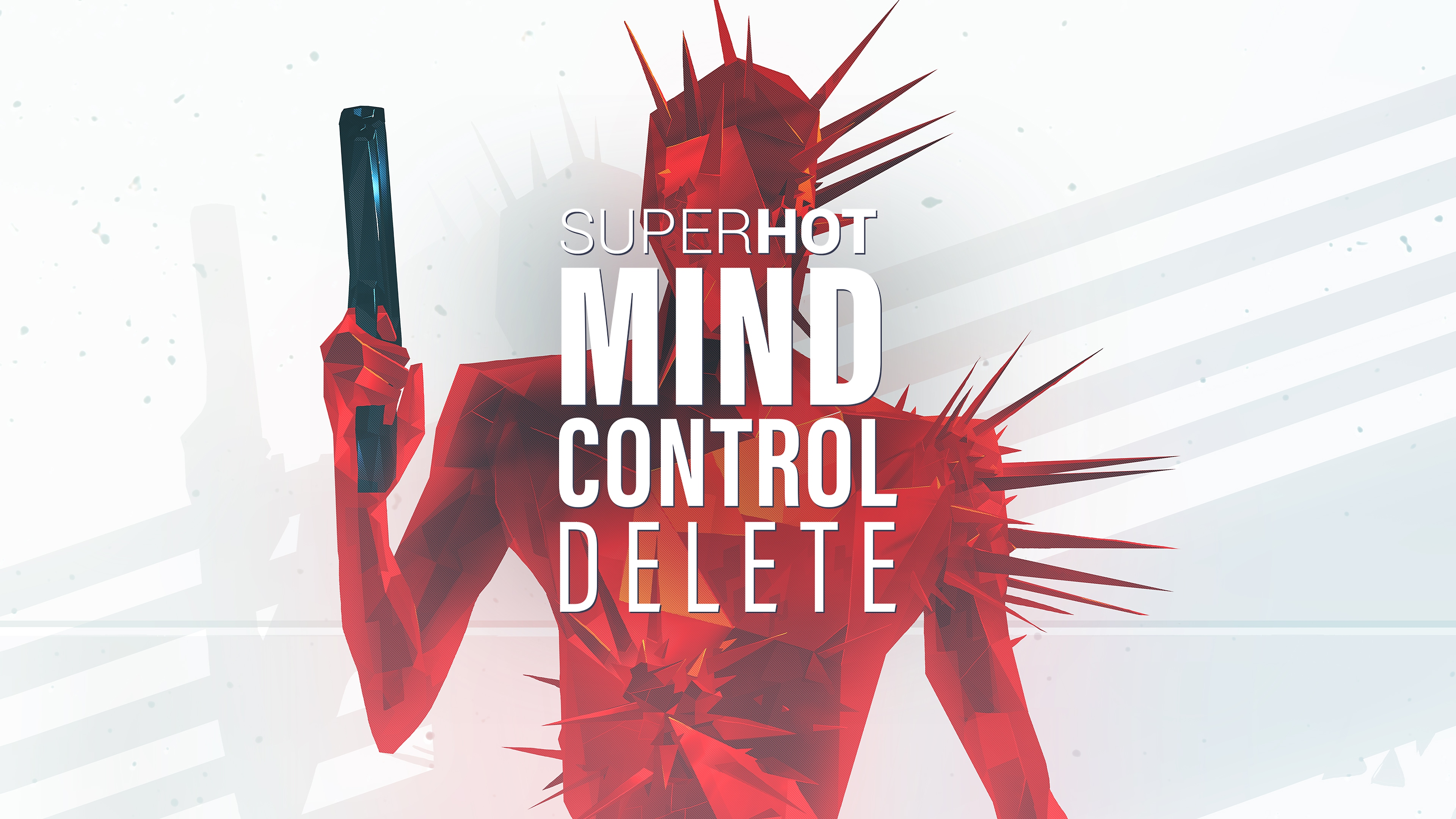 SUPERHOT: MIND CONTROL DELETE – рабочий стол